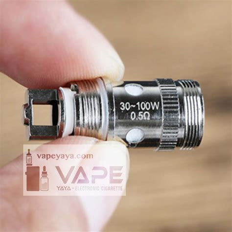 Eleaf Coil 0 5ohm Untuk Istick Pico Tank Melo 1 2 3 1 Isi 5pcs By replacement coil for eleaf istick pico 75w i just s