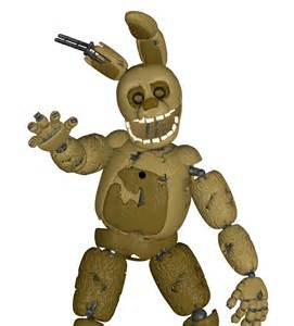 Do you belive withered spring bonnie existed fivenightsatfreddys