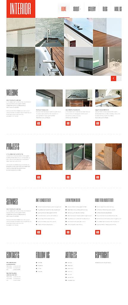40 interior design wordpress themes that will boost your 40 interior design wordpress themes that will boost your