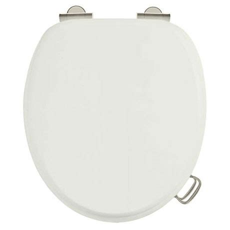 supplies toilet seat handles burlington soft toilet seat with chrome hinges and