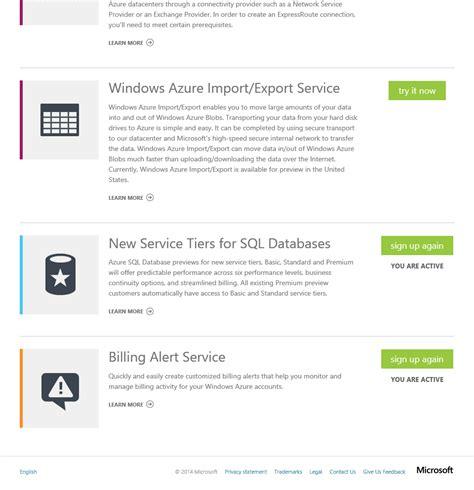 alert service microsoft azure billing alert service richard j green