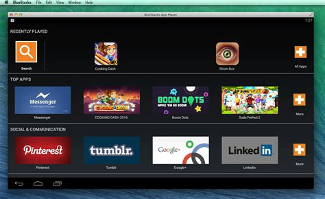 bluestacks for mac run android apps on mac os with bluestacks for mac