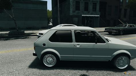 volkswagen golf stance volkswagen golf mk1 stance for gta 4