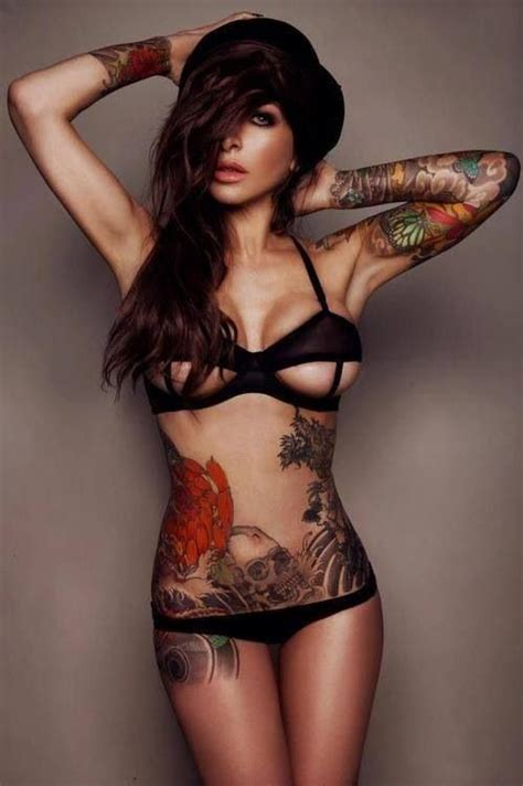 tattoo on hot body sexy girl with tattoos sexy ink pinterest sexy girls