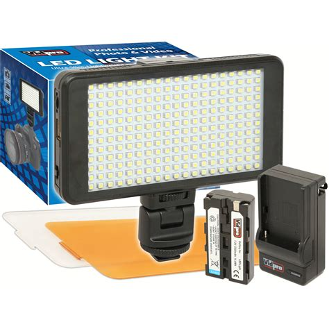 led lighting kit vidpro ultra slim led 230 on lighting kit led 230