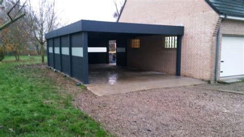 moderne carports carport aluminium n 176 1 pas de calais b 233 thune