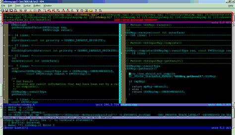 vim go tab order in vim minibufexplorer stack overflow