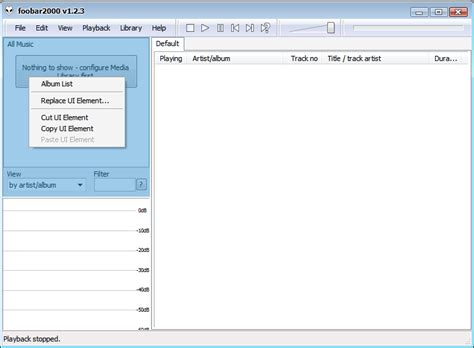 lfs layout editing mode http www audiohq de articles foobar layout layout