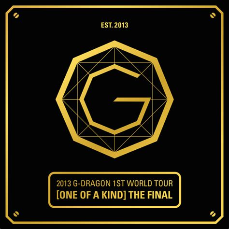 G One Of A album g 2013 g 1st world tour