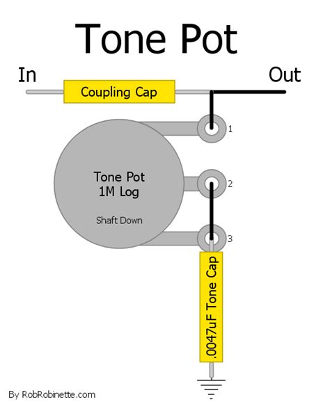 no load tone pot wiring diagram 31 wiring diagram images