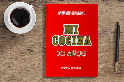 libro el libro rojo de mi cocina el libro rojo de armando scannone cocina y vino