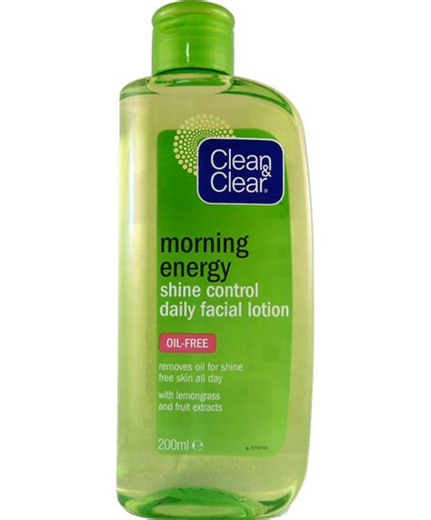 Pelembab Clean N Clear Essential Moisturizer cleansers clean and clear morning energy shine