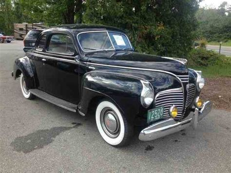 1943 plymouth coupe 1941 to 1943 plymouth for sale on classiccars