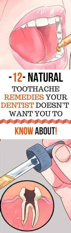 i want to know all natural herbs and vitamin that inhibit 5ar 12 all natural toothache remedies your dentist doesn t