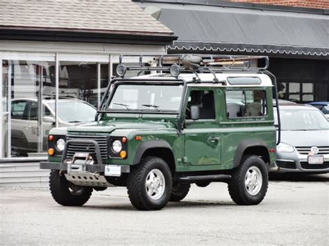 all car manuals free 1997 land rover defender 90 auto manual 1997 land rover defender 90 station wagon copley motorcars