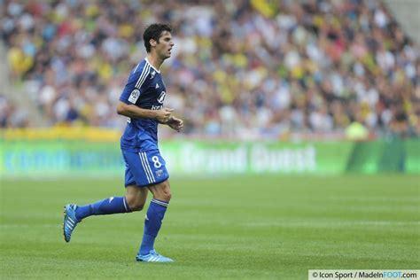 Calendrier 8eme Journee Ligue 1 Photos Ol Yoann Gourcuff 28 09 2014 Nantes Lyon