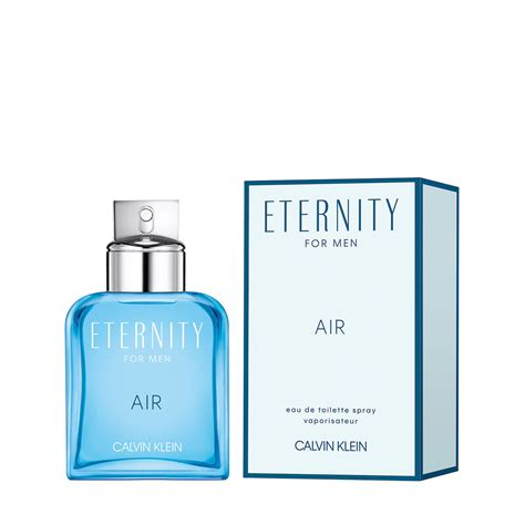 Ck New eternity air for calvin klein cologne a new