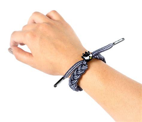 Rastaclat X Sanrio Badtz Maru sanrio x rastaclat badtz maru classic bracelet sanrio