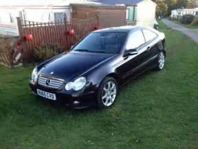 C220 Mercedes 2005 Mercedes C220 Cdi Se Auto Black Car For Sale