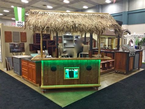 Thatch Bar Pin By Neal Goings On Outdoor Bar
