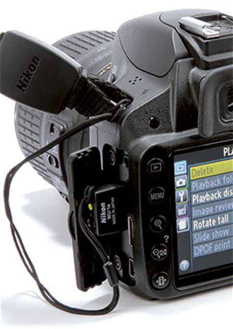 Wifi Nikon D5200 nikon d5200 review