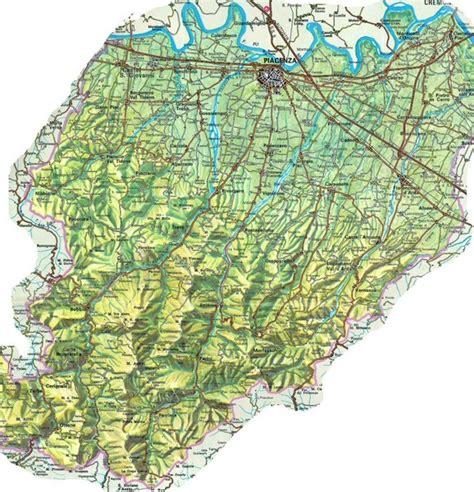 piacenza italy map piacenza province map piacenza italy mappery