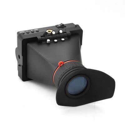 lade a led portatili professionali view finder lcd 3 5 quot hdmi con peaking vendita droni