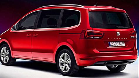 seat date 2016 seat alhambra redesign release date and price 2017