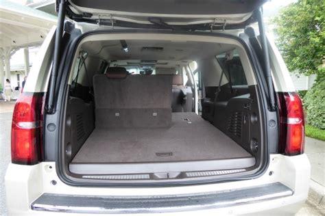 suburban third row seat legroom chevy suburban road trip vehicle for families of