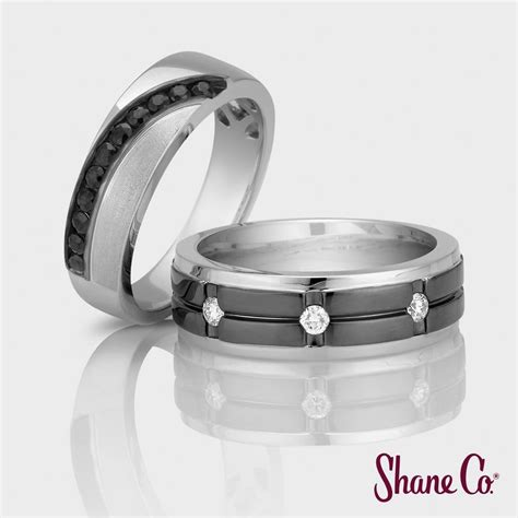 Wedding Bands Shane Co by Shane Co Has A Great Selection Of Handsome Wedding Bands