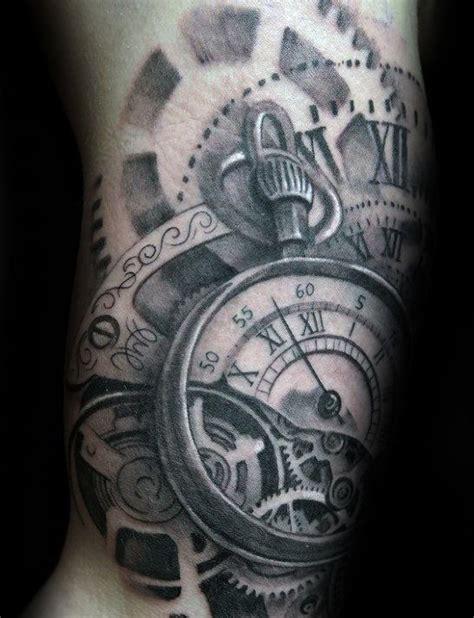 mechanical watch tattoo 25 best ideas about mechanical arm tattoo on pinterest