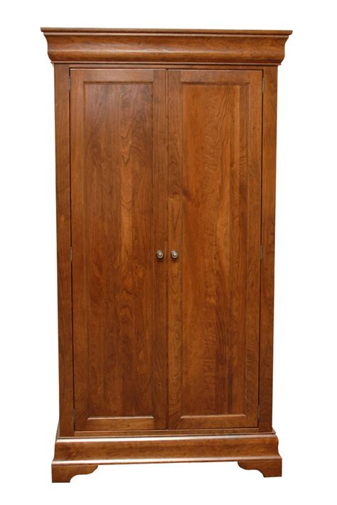 Cherry Wood Armoire Dresser Armoire Dresser Furniture Chateau Armoire Rustic Cherry Chateau Soapp Culture