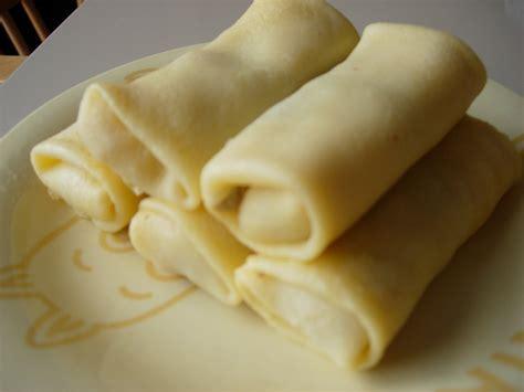 Teflon Untuk Kulit Lumpia resep resep lumpia rebung kulit lumpia resep masakan