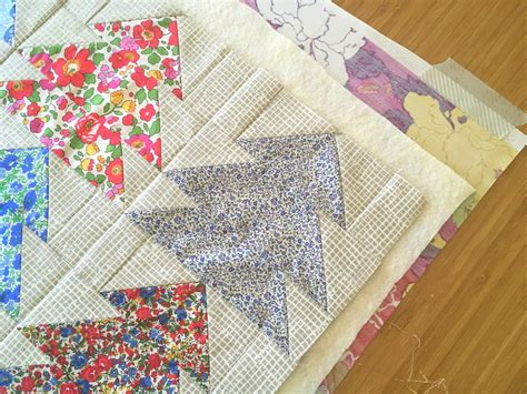 Quilt Basting by How To Baste A Quilt Pins And Spray Blossom Quilts