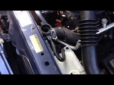 change coolant fluid toyota corolla vvti engine doovi