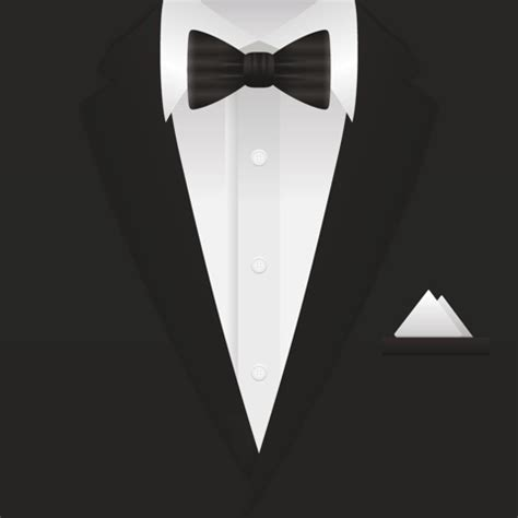 How To Make A Tuxedo Out Of Paper - wedding scrapbooking