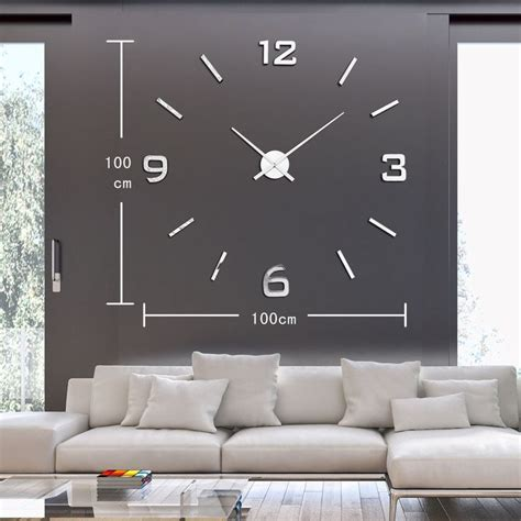 horloge murale stickers 17 best ideas about horloge murale moderne on horloge moderne horloge murale and