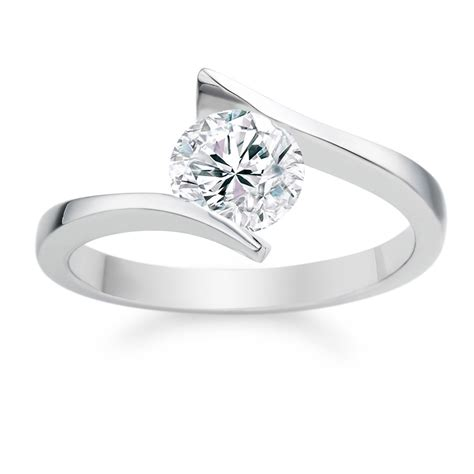 Platinum Engagement Rings by Platinum Engagement Rings With Cut Ipunya