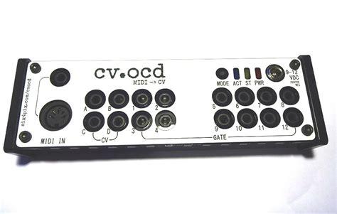 cv ocd a midi to cv box from hotchk155 on