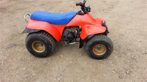 Suzuki Lt125 by 1985 Suzuki Lt 125