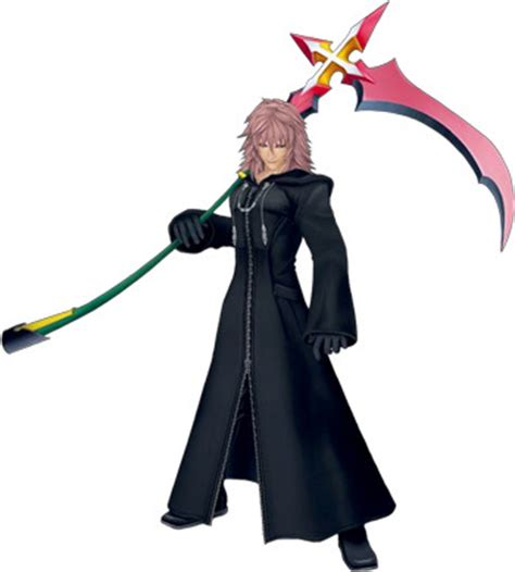 what is the name of this character? the kingdom hearts