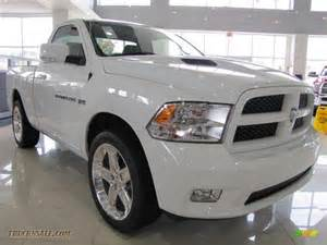 2012 Dodge Ram 1500 Rt For Sale 2011 Dodge Ram 1500 Sport R T Regular Cab In Bright White