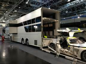 Motorhome With Garage by Rvb Report 2013 Caravan Salon Is Under Way Rv Business