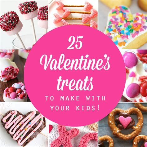 what to make your for valentines day 25 easy s day treats to make with your it