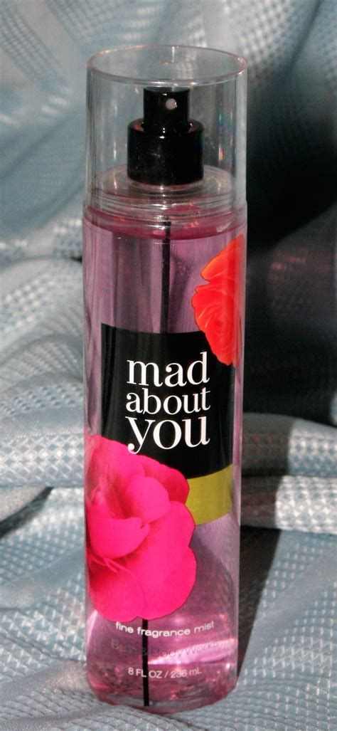 Bath Works Mad About You Fragrance Mist bath and works mad about you fragrance mist 8 oz