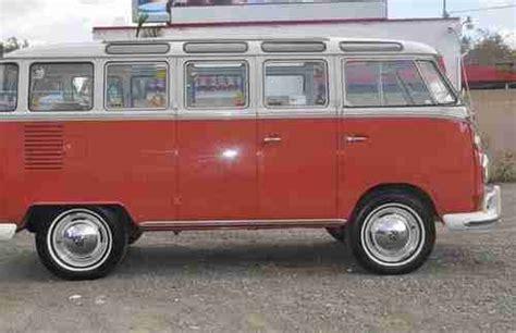 purchase   volkswagen microbus deluxe  window  orlando florida united states
