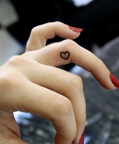 cute small heart tattoos the gallery for gt tattoos
