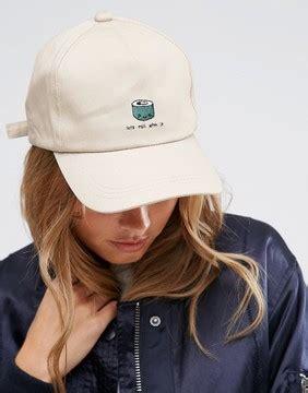 Asos Sushi Slogan Cap fashion gifts popsugar fashion