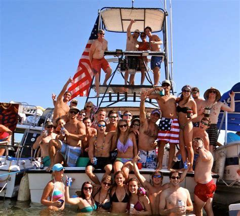 party boat in florida 10 best images about boating events in destin florida on