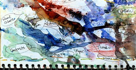 Decorate Home Online by Bren Boardman Sketchbooks And Mind Mapping For Artists